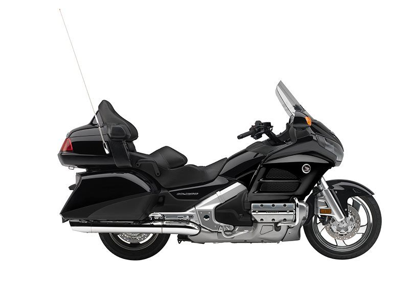 2015 Honda Gold Wing® Audio Comfort in Roca, Nebraska