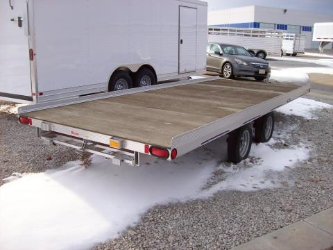 2010 Triton Trailers ATV168 in Roca, Nebraska