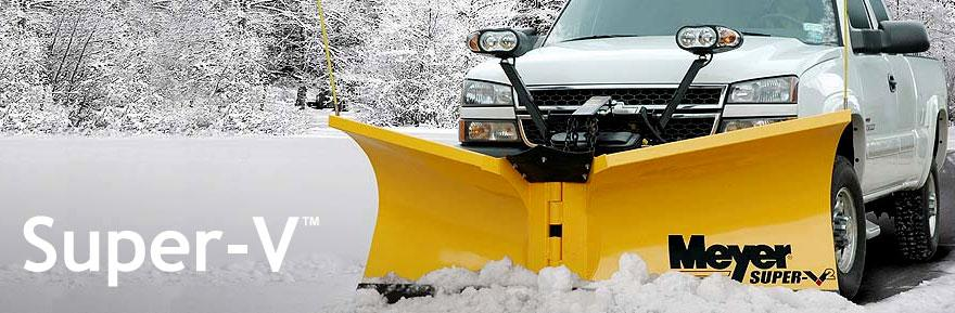 2015 Other Meyer Super V-2 Snow Plow in Roca, Nebraska