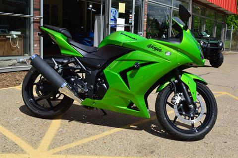 2012 Kawasaki Ninja® 250R in Weirton, West Virginia