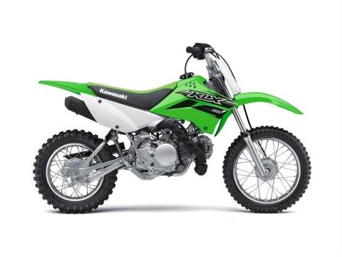 2016 Kawasaki KLX110 in Weirton, West Virginia