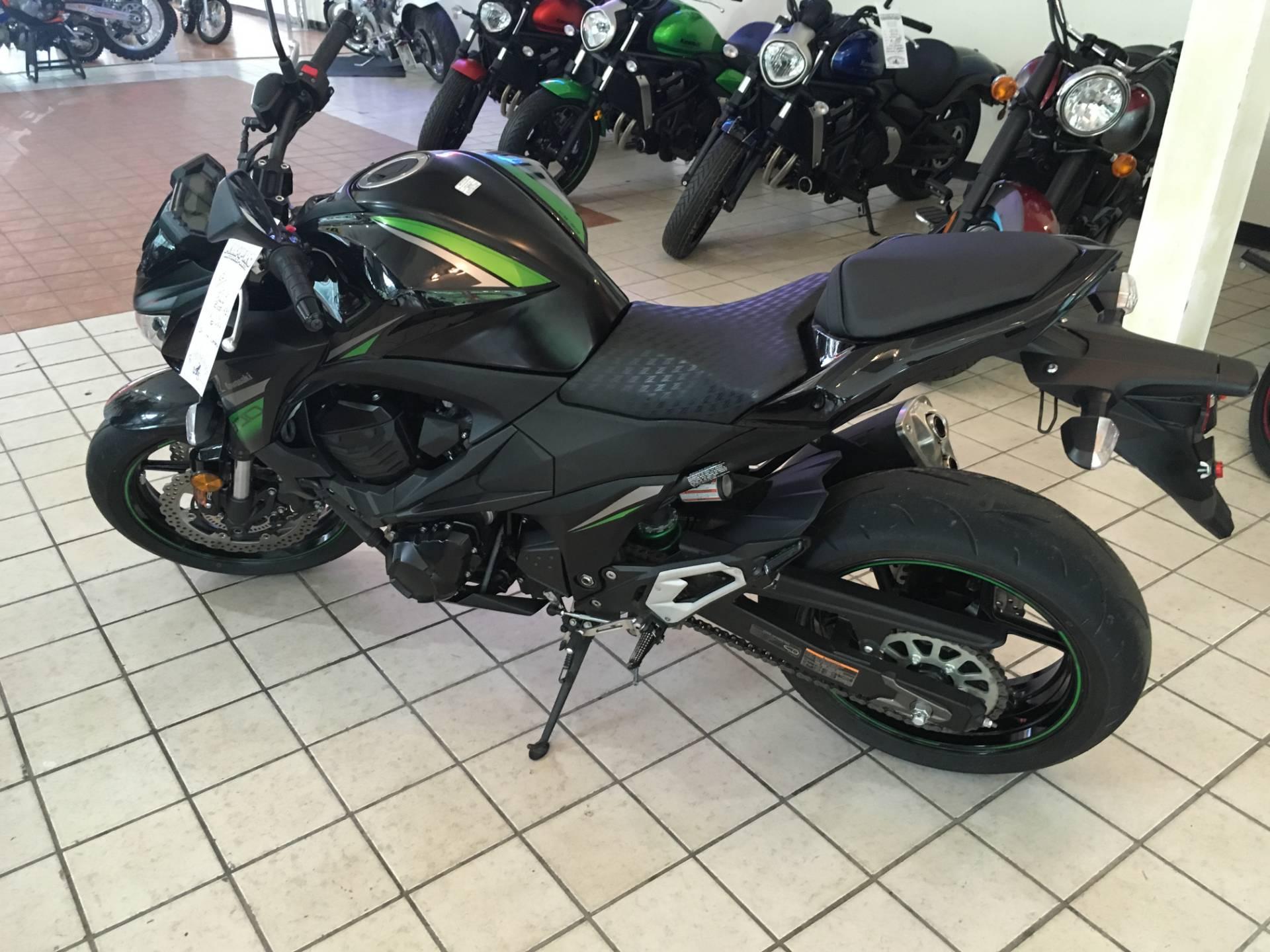 2016 Kawasaki Z800 ABS in Weirton, West Virginia