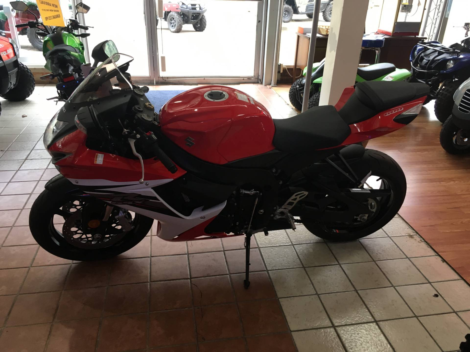 2013 Suzuki GSX-R600™ in Weirton, West Virginia