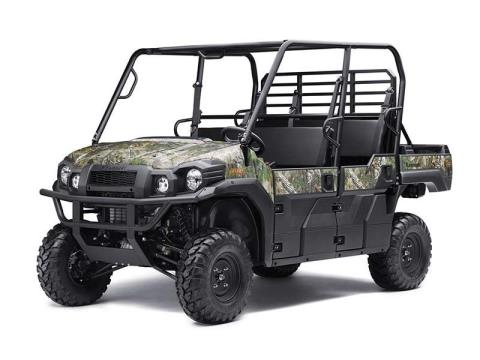 2015 Kawasaki Mule PRO-FXT™ EPS Camo in Weirton, West Virginia