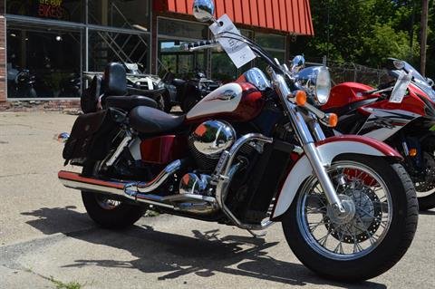 2001 Honda Shadow Ace 750 Deluxe in Weirton, West Virginia