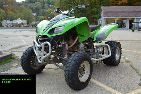 2008 Kawasaki KFX® 700 in Weirton, West Virginia