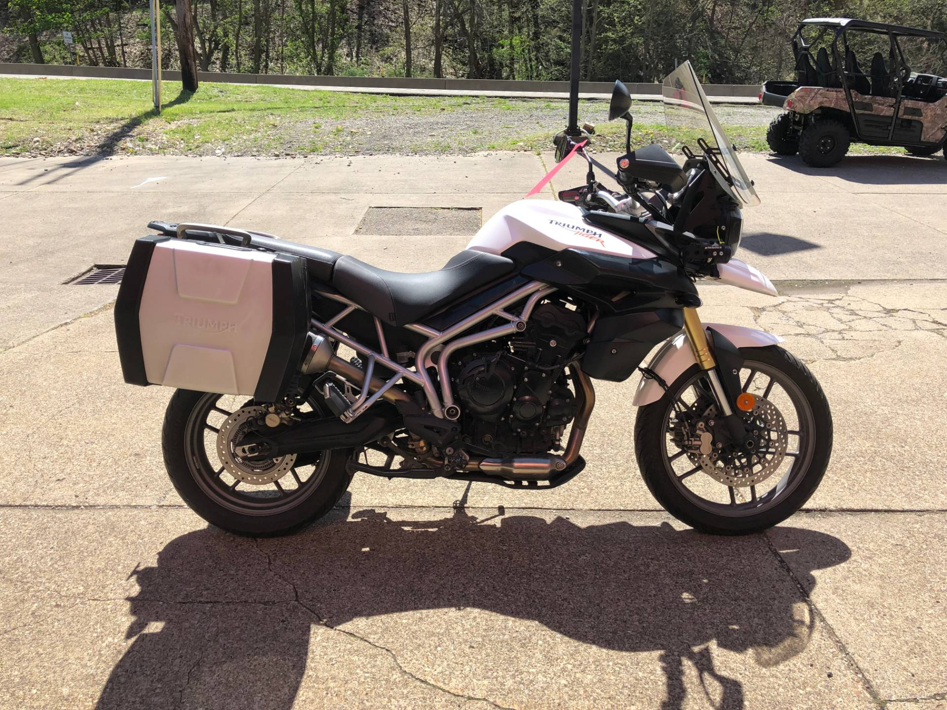 2011 Triumph Tiger 800 in Moon Twp, Pennsylvania - Photo 3