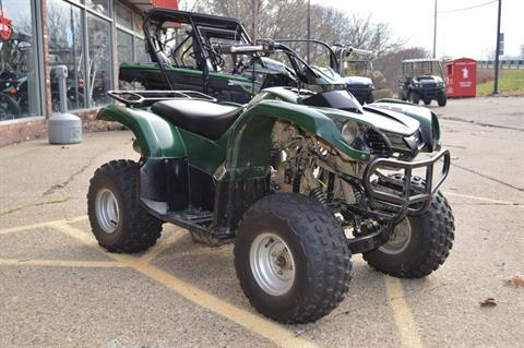 2007 Yamaha Grizzly 80 in Weirton, West Virginia