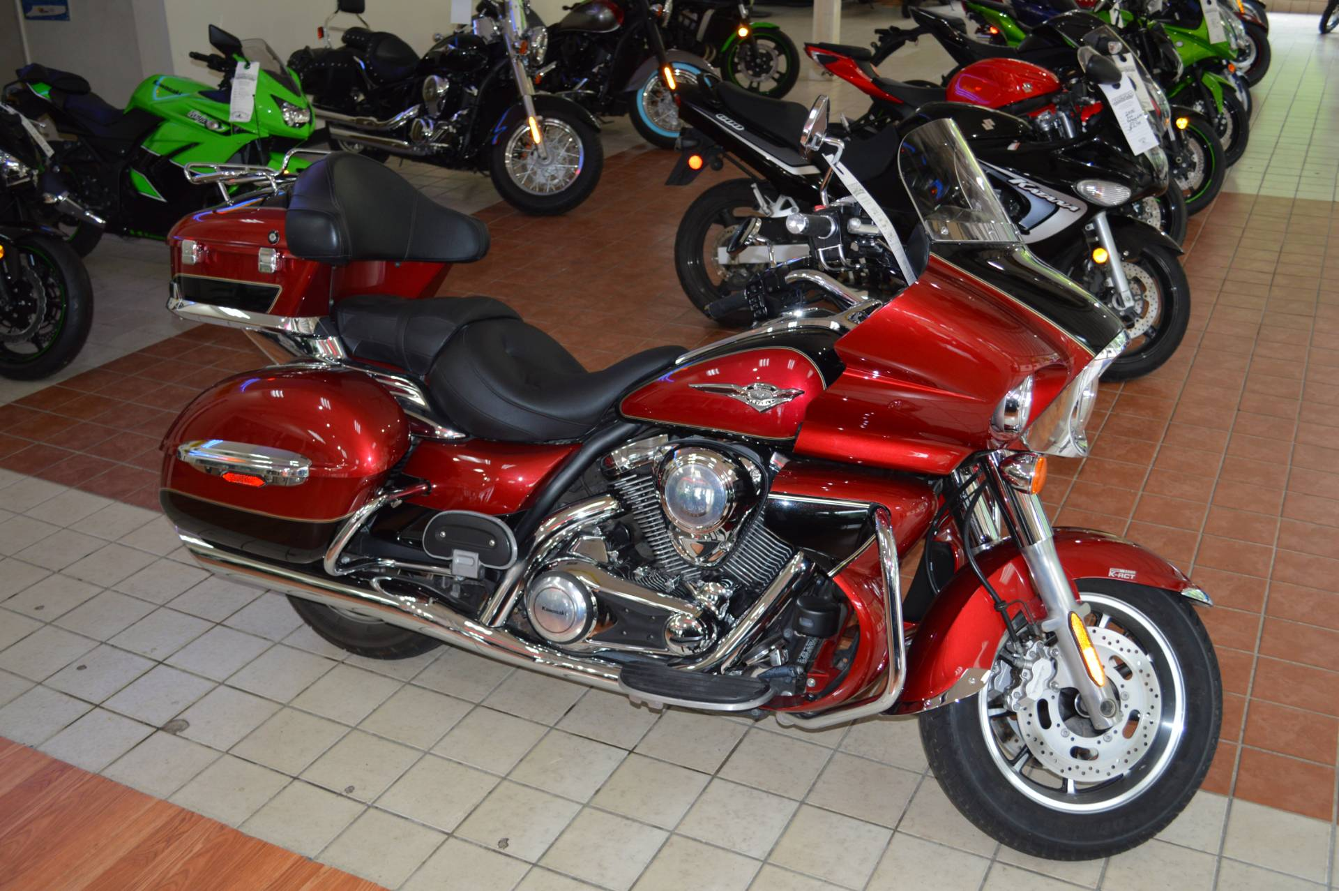 2010 Kawasaki Vulcan® 1700 Voyager® in Weirton, West Virginia