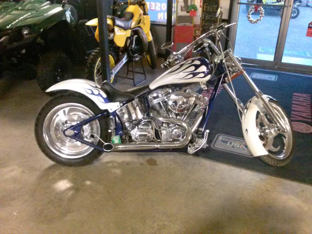 2010 Harley-Davidson ULTIMA SOFT TAIL in Moon Twp, Pennsylvania