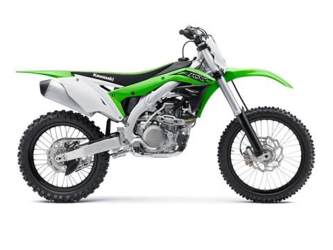 2016 Kawasaki KX450F in Weirton, West Virginia