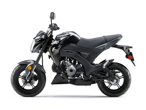 2018 Kawasaki Z125 Pro in Weirton, West Virginia