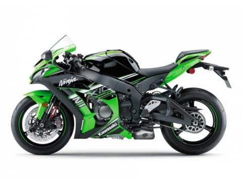 2016 Kawasaki Ninja ZX-10R KRT in Weirton, West Virginia