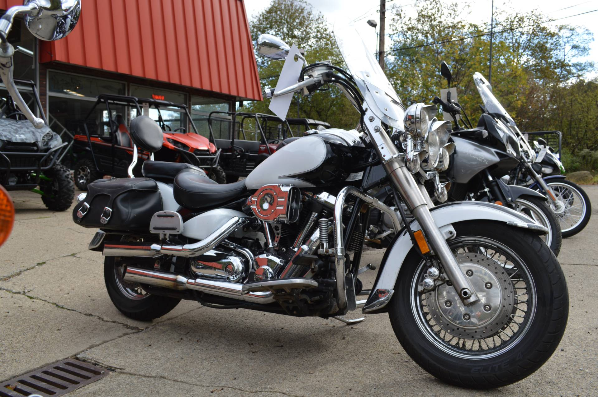 2005 Yamaha Road Star in Weirton, West Virginia