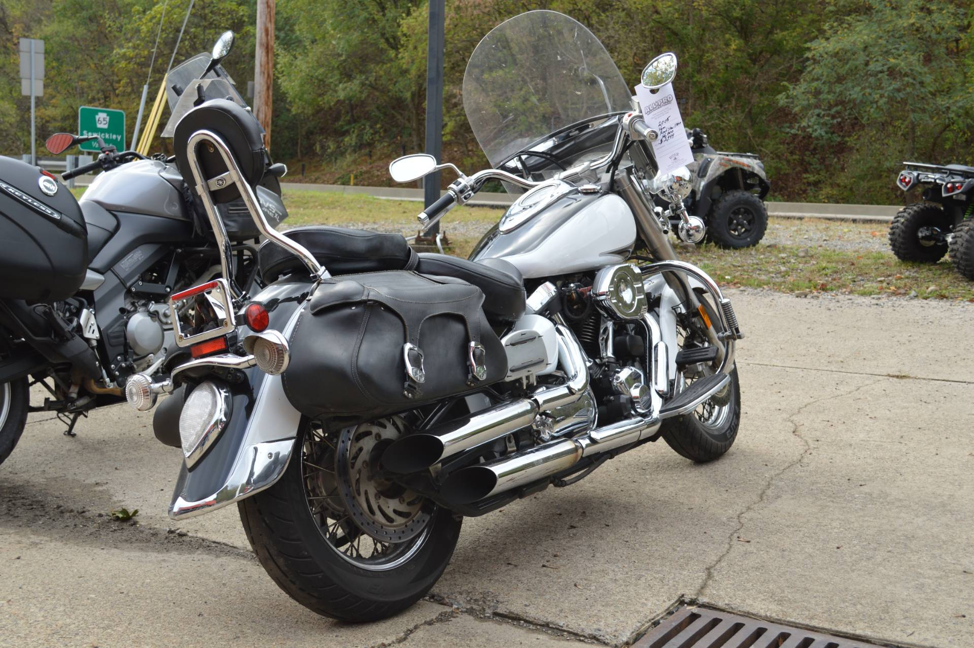 2005 Yamaha Road Star in Moon Twp, Pennsylvania - Photo 3