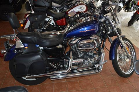 2006 Harley-Davidson Sportster® 1200 Custom in Weirton, West Virginia