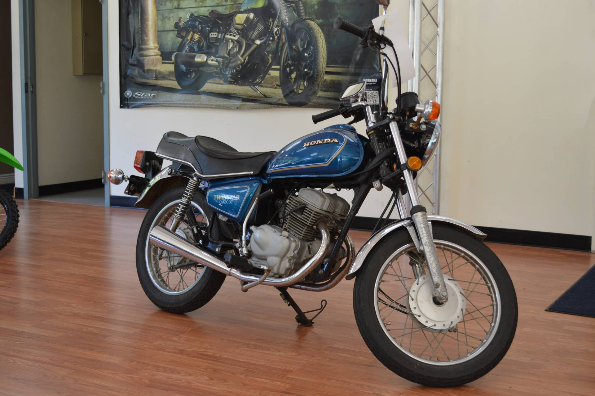 1981 Honda CM200 in Weirton, West Virginia