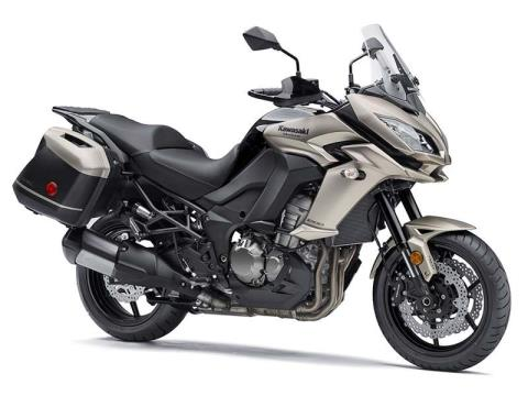 2016 Kawasaki Versys 1000 LT in Weirton, West Virginia