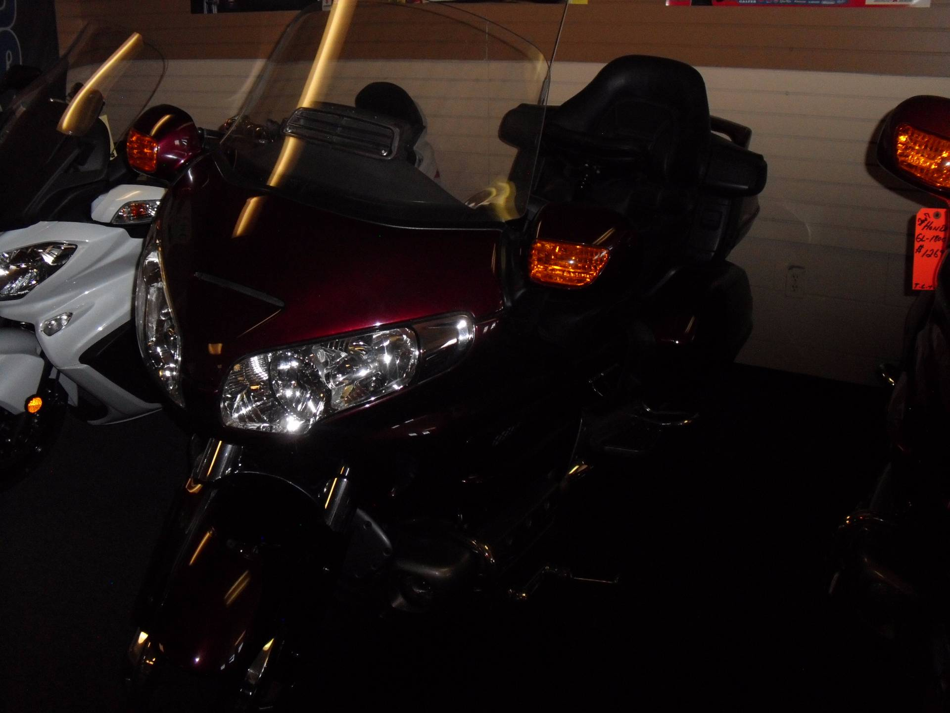 2008 Honda Gold Wing® Premium Audio in Visalia, California