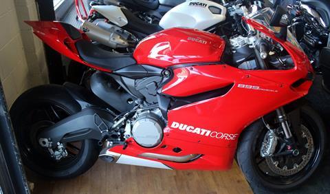 2015 Ducati 899 Panigale in Oakdale, New York