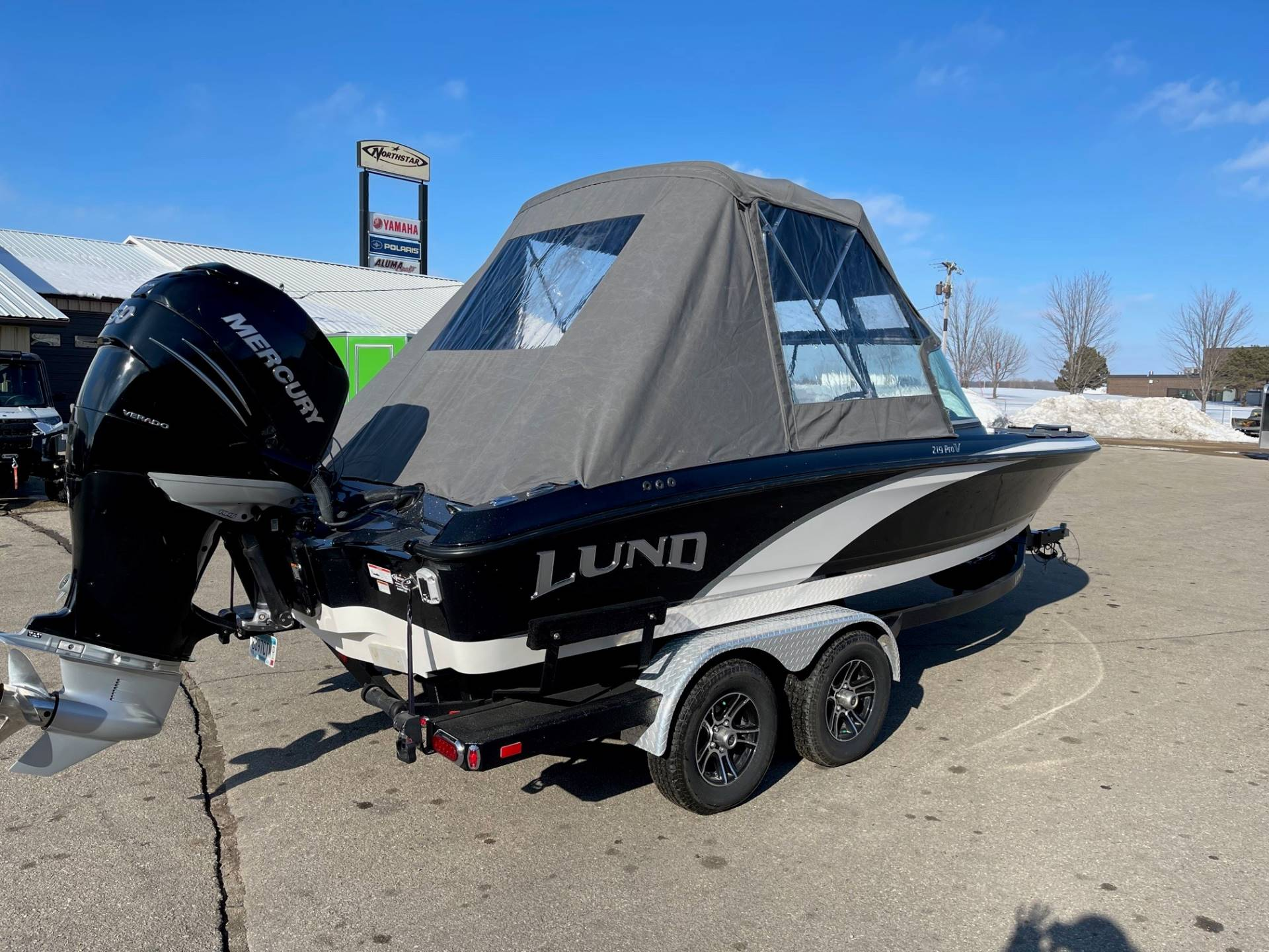 2019 Lund 219 Pro-V GL in Albert Lea, Minnesota - Photo 3