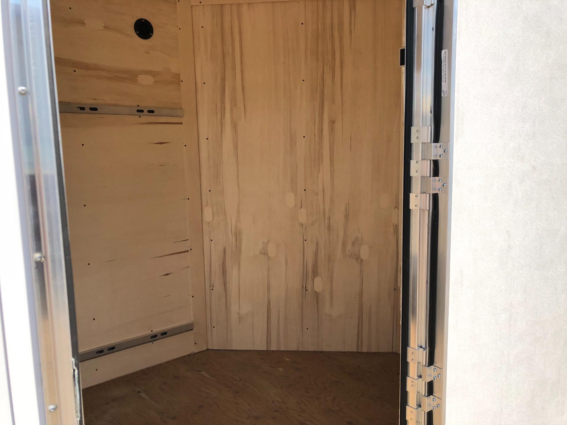 2018 Bear Track 68x144 Enclosed Trailer in Albert Lea, Minnesota