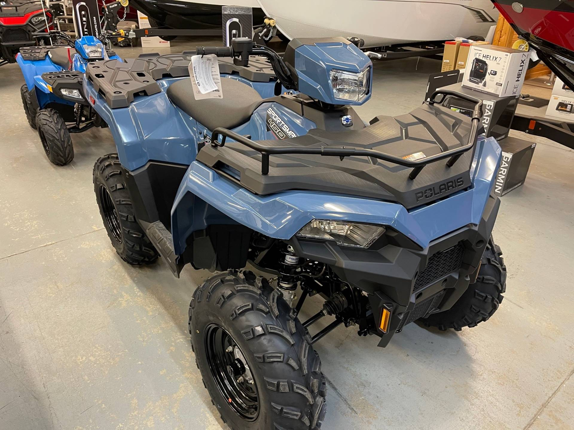 2021 Polaris Sportsman 450 H.O. in Albert Lea, Minnesota - Photo 1