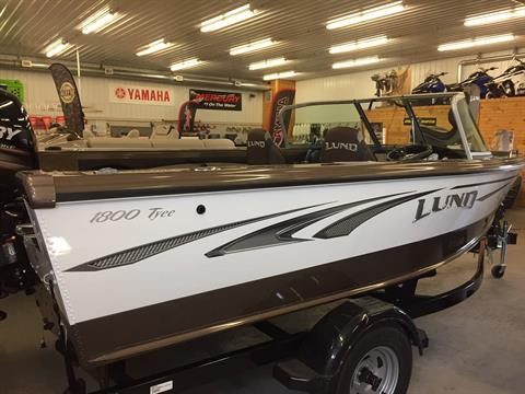 2018 Lund 1800 TYEE in Albert Lea, Minnesota