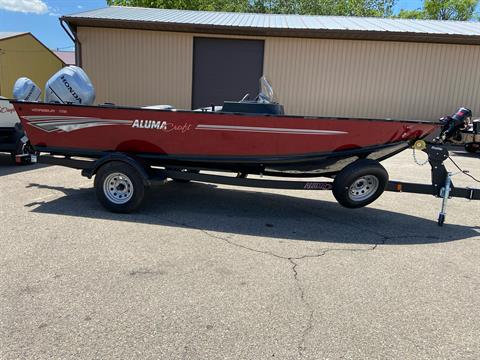2020 Alumacraft Voyageur 175 CS in Albert Lea, Minnesota - Photo 2