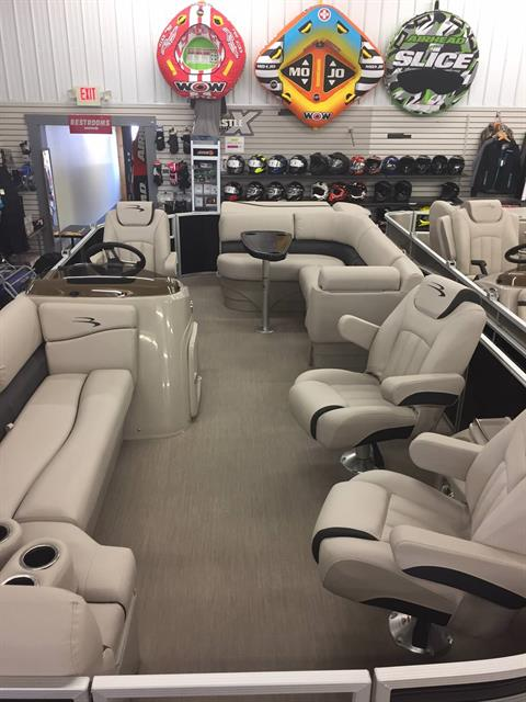 2018 Bennington 21 SLX in Albert Lea, Minnesota