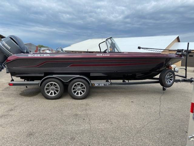 2021 Skeeter WX2200 in Albert Lea, Minnesota - Photo 1