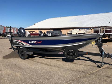 2018 Alumacraft Competitor 185