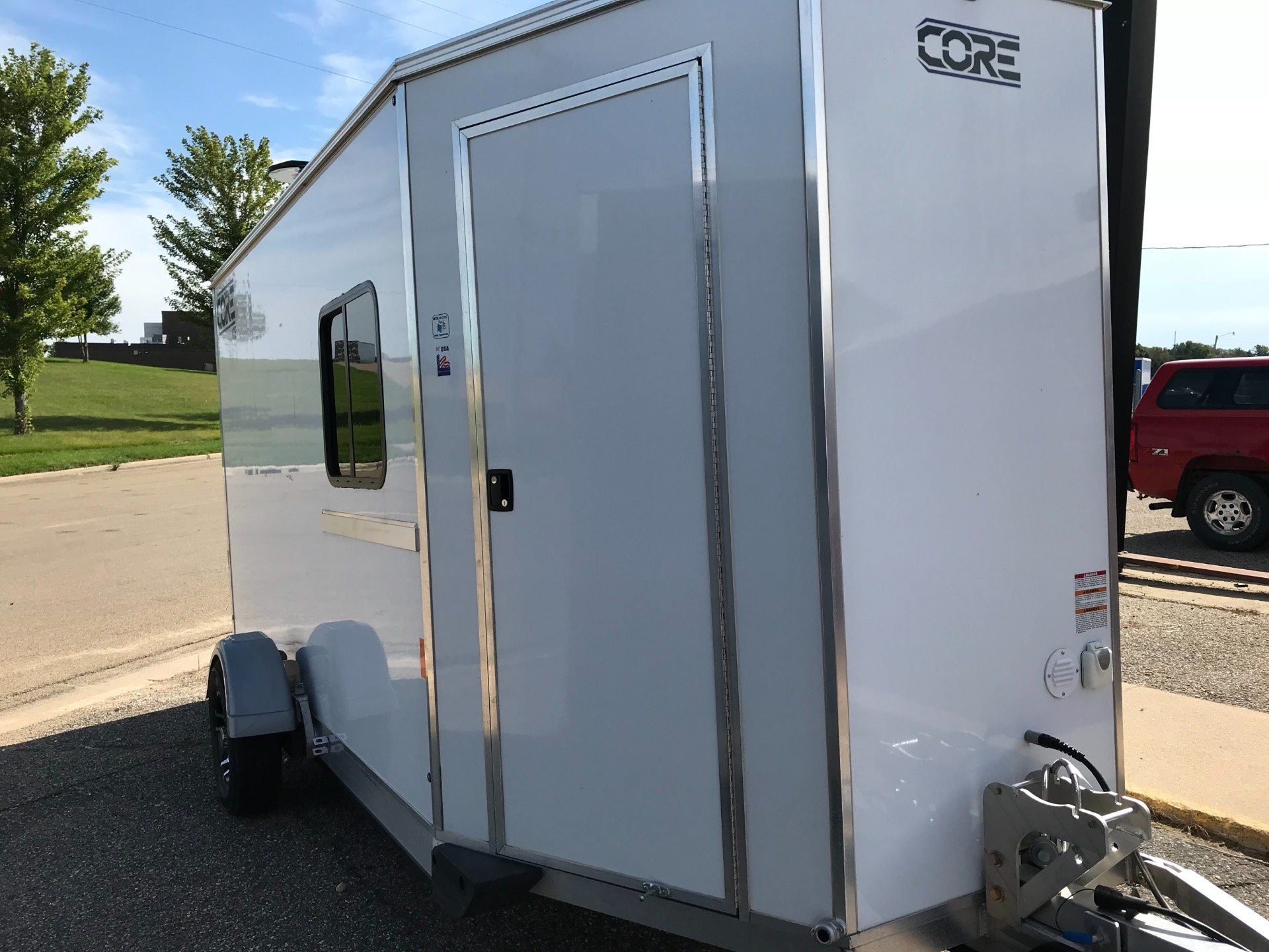 2018 Core Ice 6515AT - Side Entertainment in Albert Lea, Minnesota