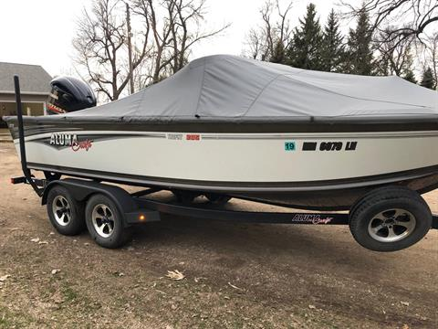2017 Alumacraft Trophy 205 Sport in Albert Lea, Minnesota