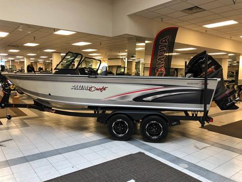 2019 Alumacraft Trophy 205 in Albert Lea, Minnesota