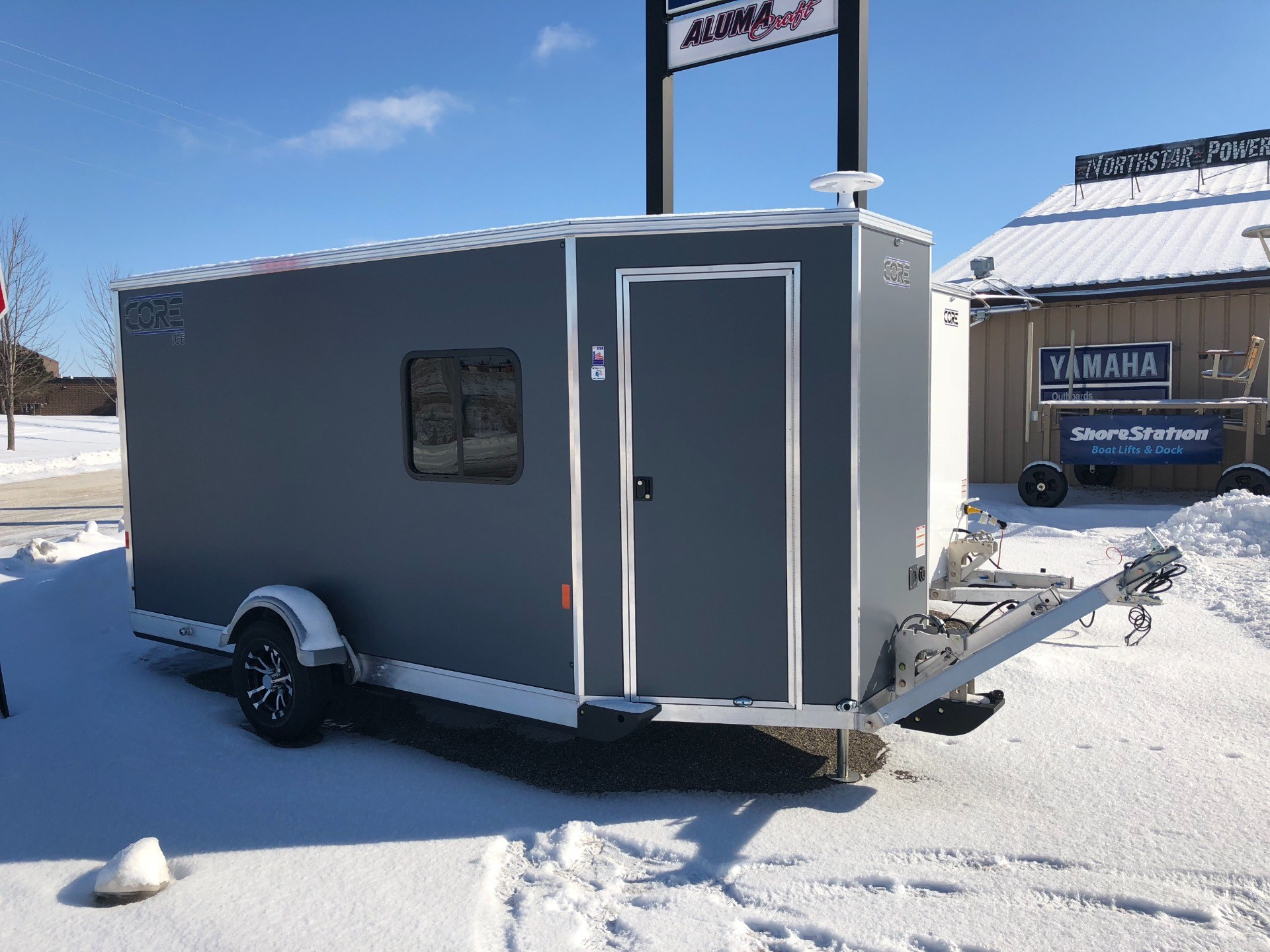 2018 Core Ice 6515AT - Front Ent - Outfit Pkg 3 in Albert Lea, Minnesota