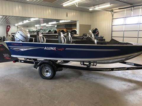 2019 Alumacraft Voyageur 175 CS in Albert Lea, Minnesota
