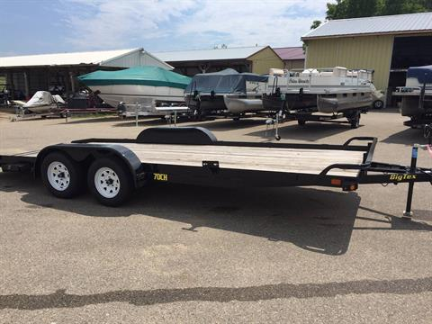 2015 Big Tex Trailers 22GN-20+5 in Albert Lea, Minnesota