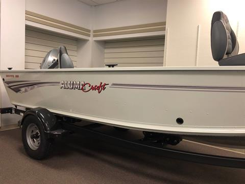 2019 Alumacraft Escape 165 Tiller in Albert Lea, Minnesota