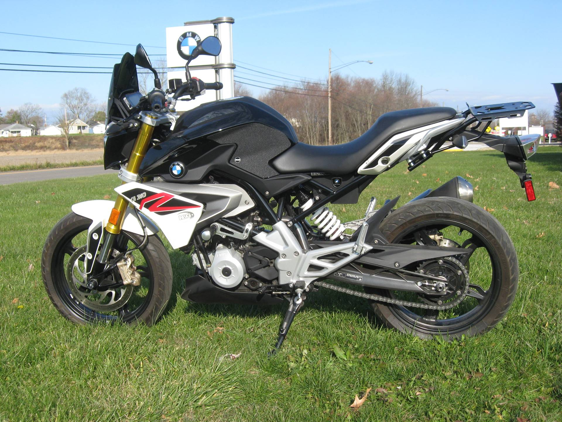 2018 BMW G310R in New Philadelphia, Ohio - Photo 1