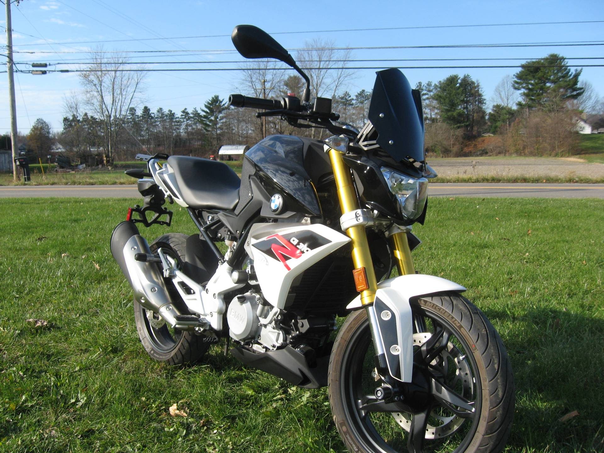 2018 BMW G310R in New Philadelphia, Ohio - Photo 4