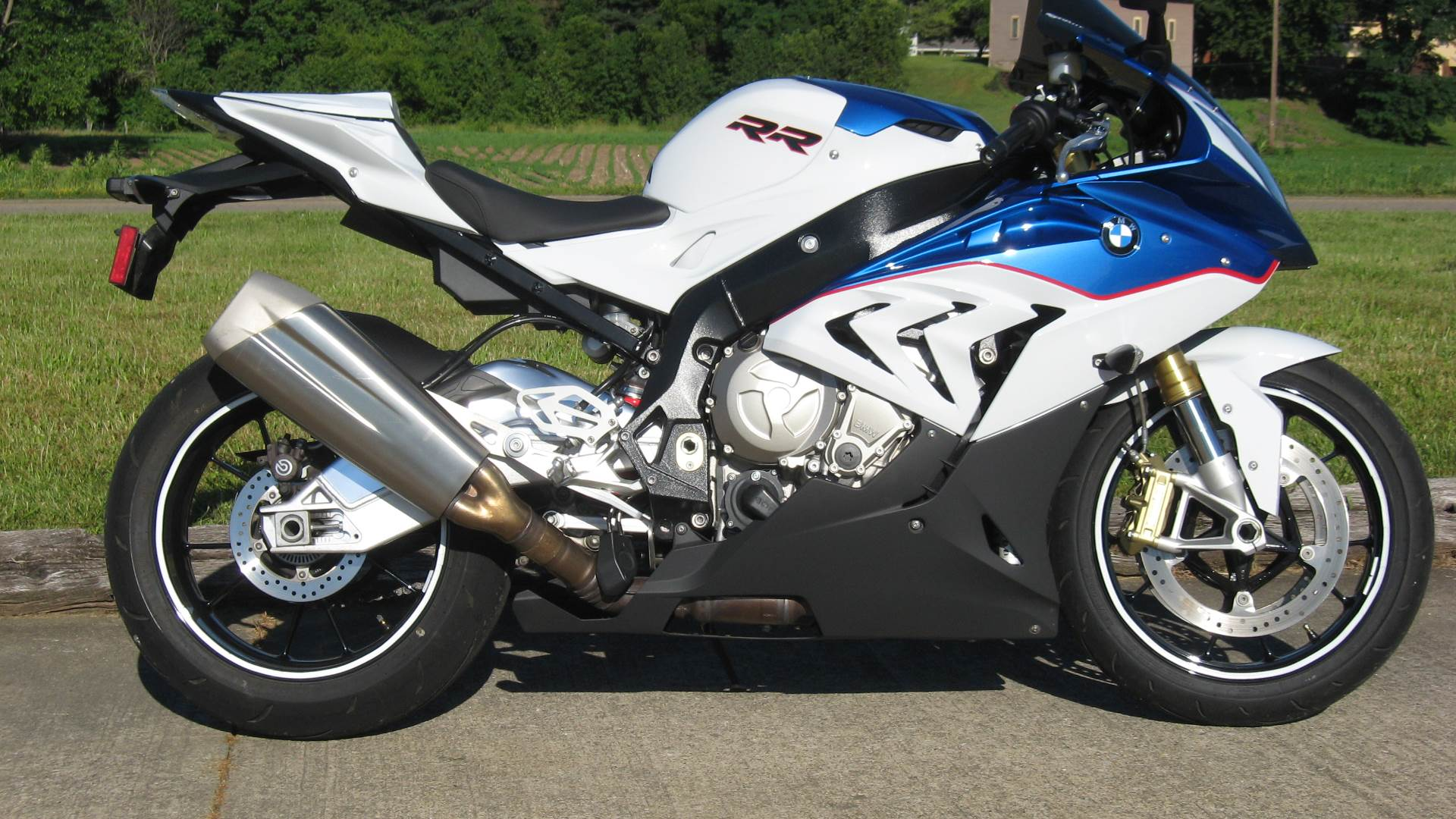 2015 BMW S1000RR in New Philadelphia, Ohio