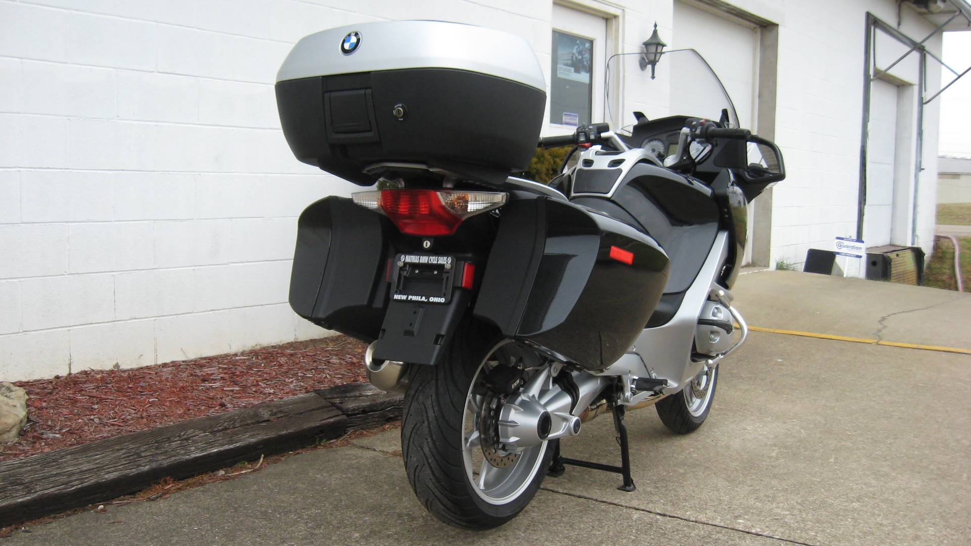 2009 BMW R1200RT in New Philadelphia, Ohio - Photo 3