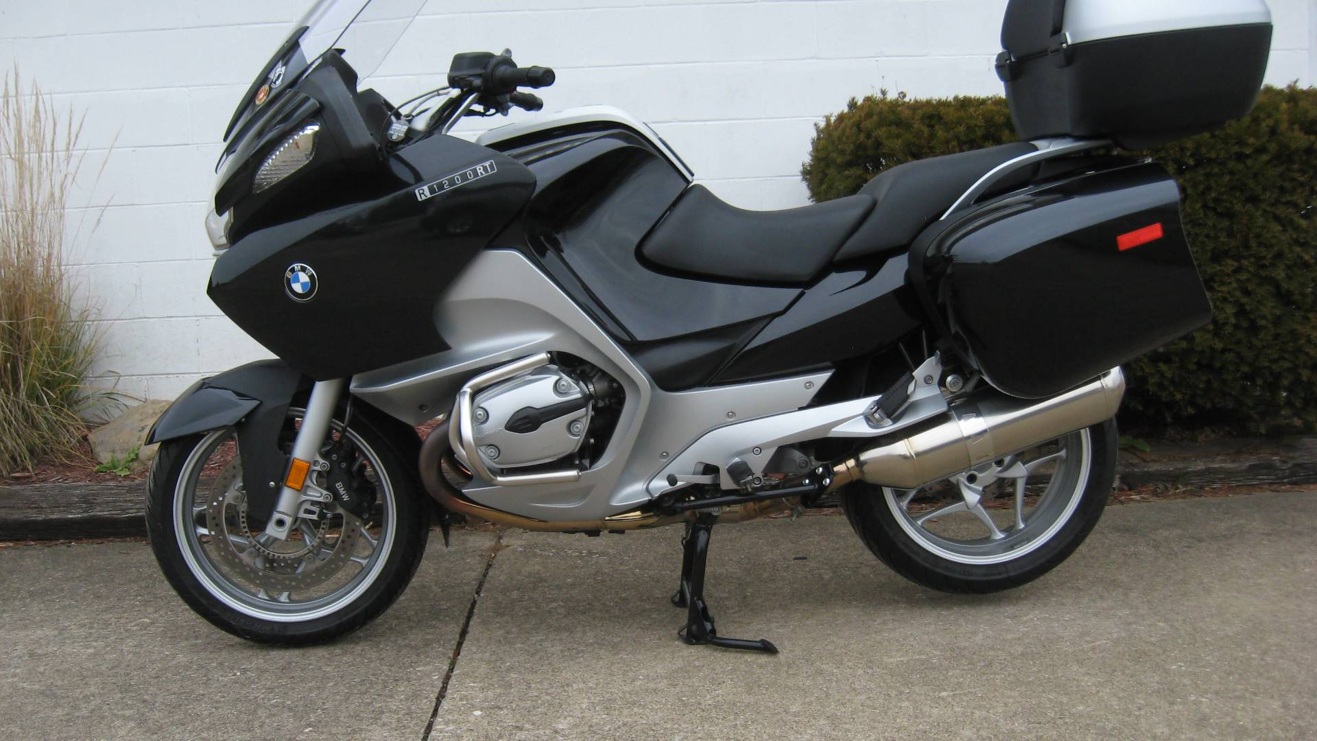 2009 BMW R1200RT in New Philadelphia, Ohio - Photo 4