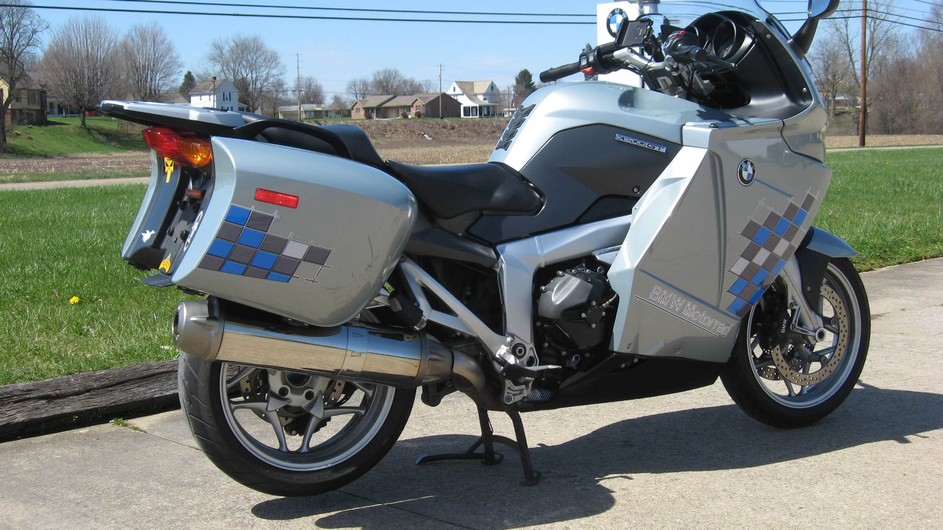 2008 BMW K1200GT in New Philadelphia, Ohio
