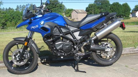 2015 BMW F 700 GS in New Philadelphia, Ohio