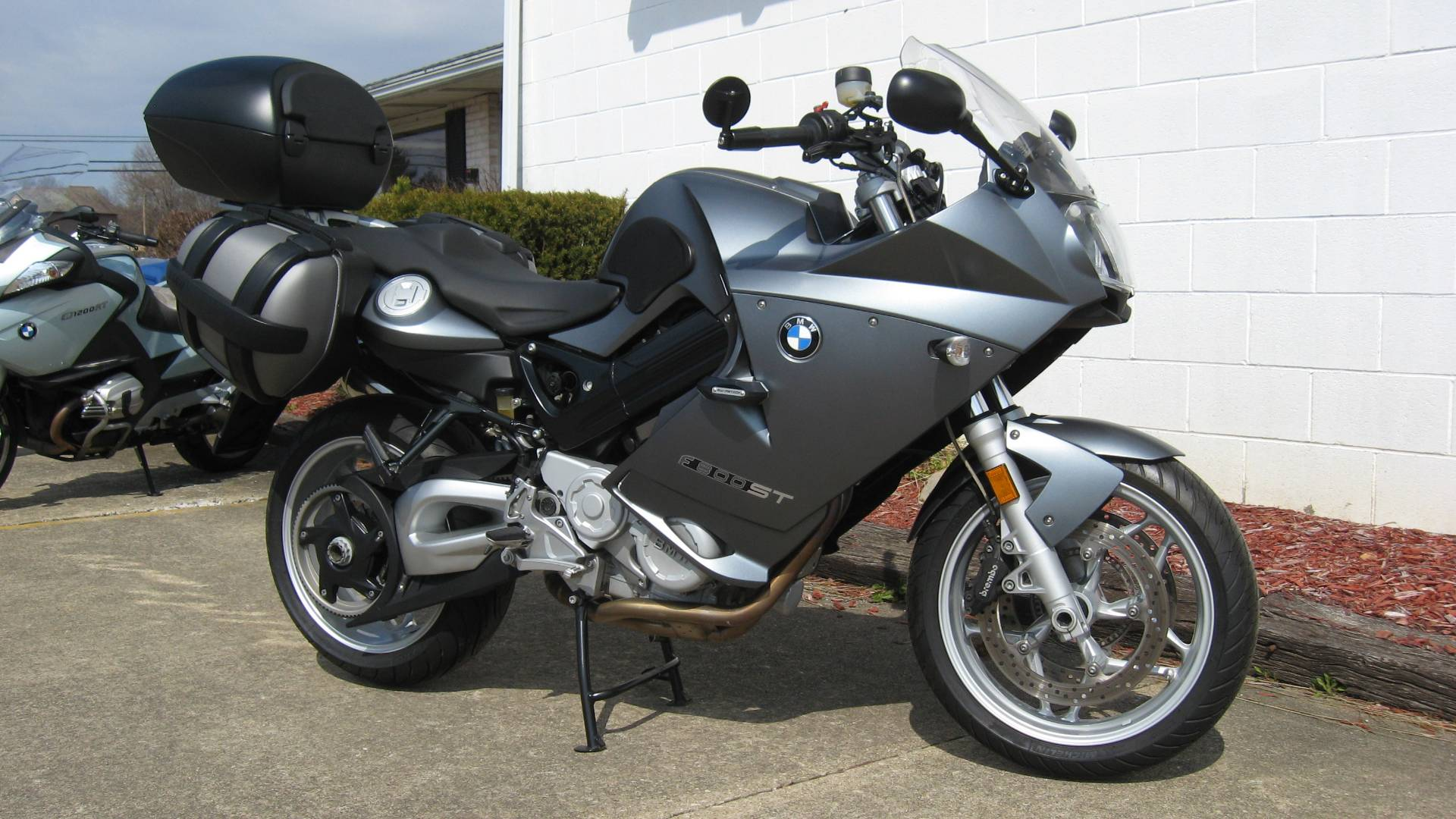 2007 BMW F800ST in New Philadelphia, Ohio