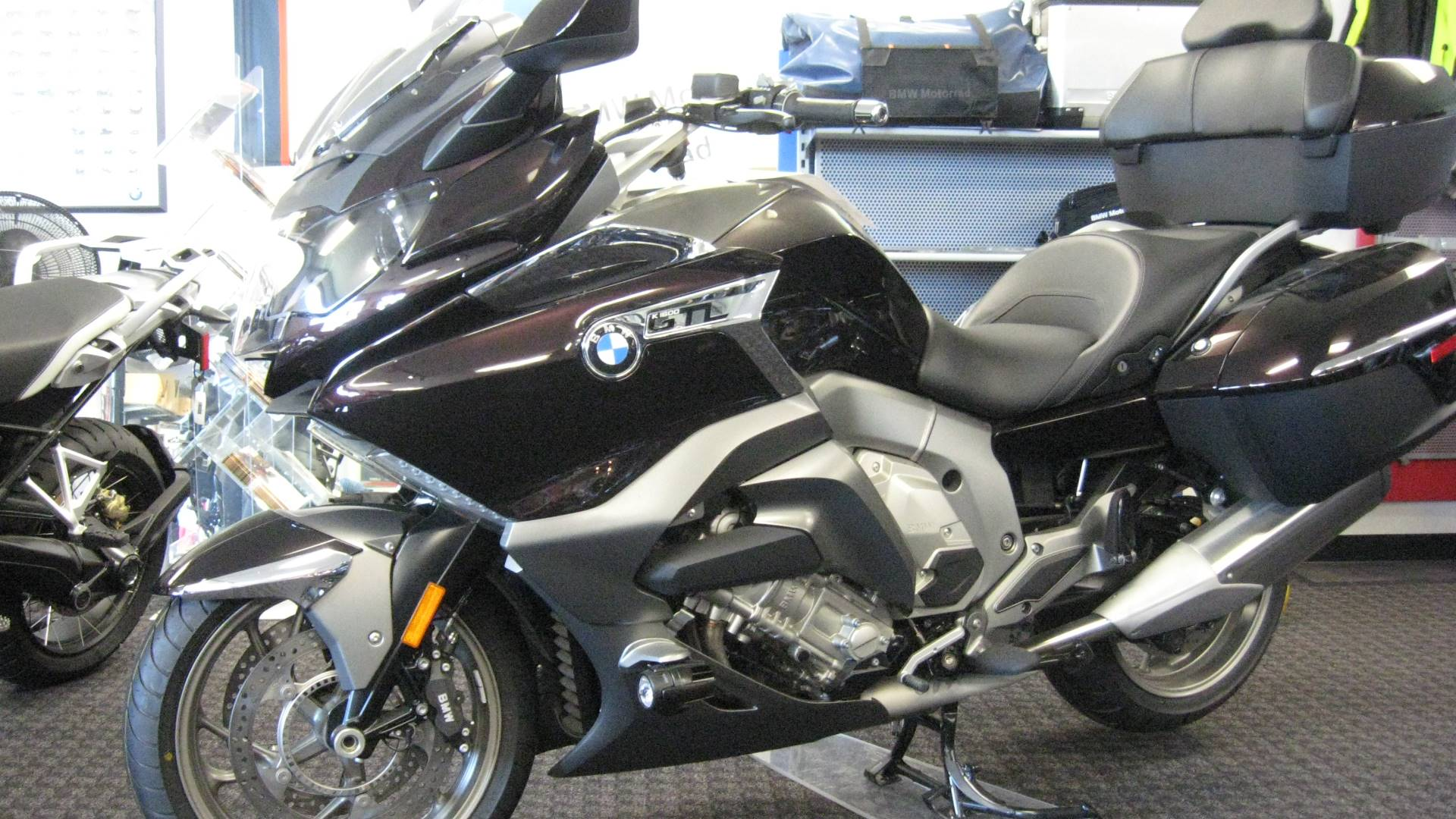 2018 BMW K1600GTL in New Philadelphia, Ohio
