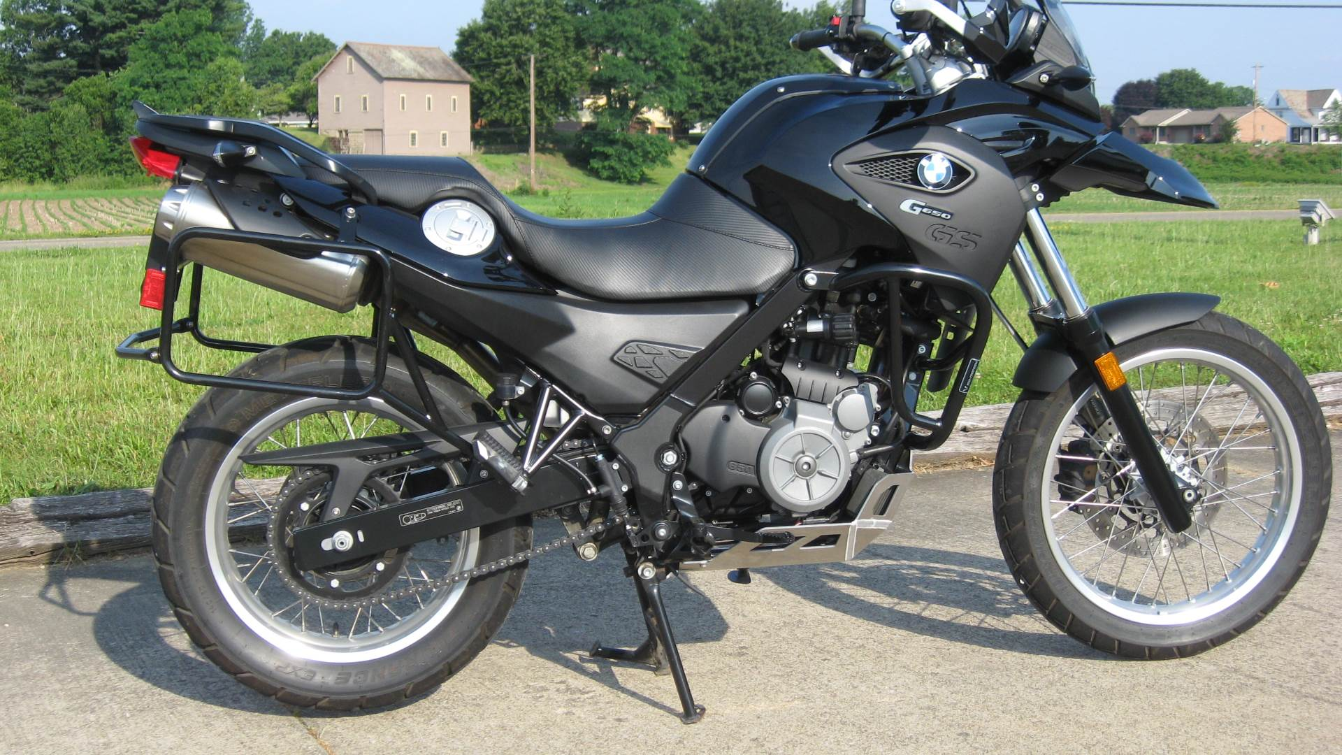 2014 BMW G650GS in New Philadelphia, Ohio