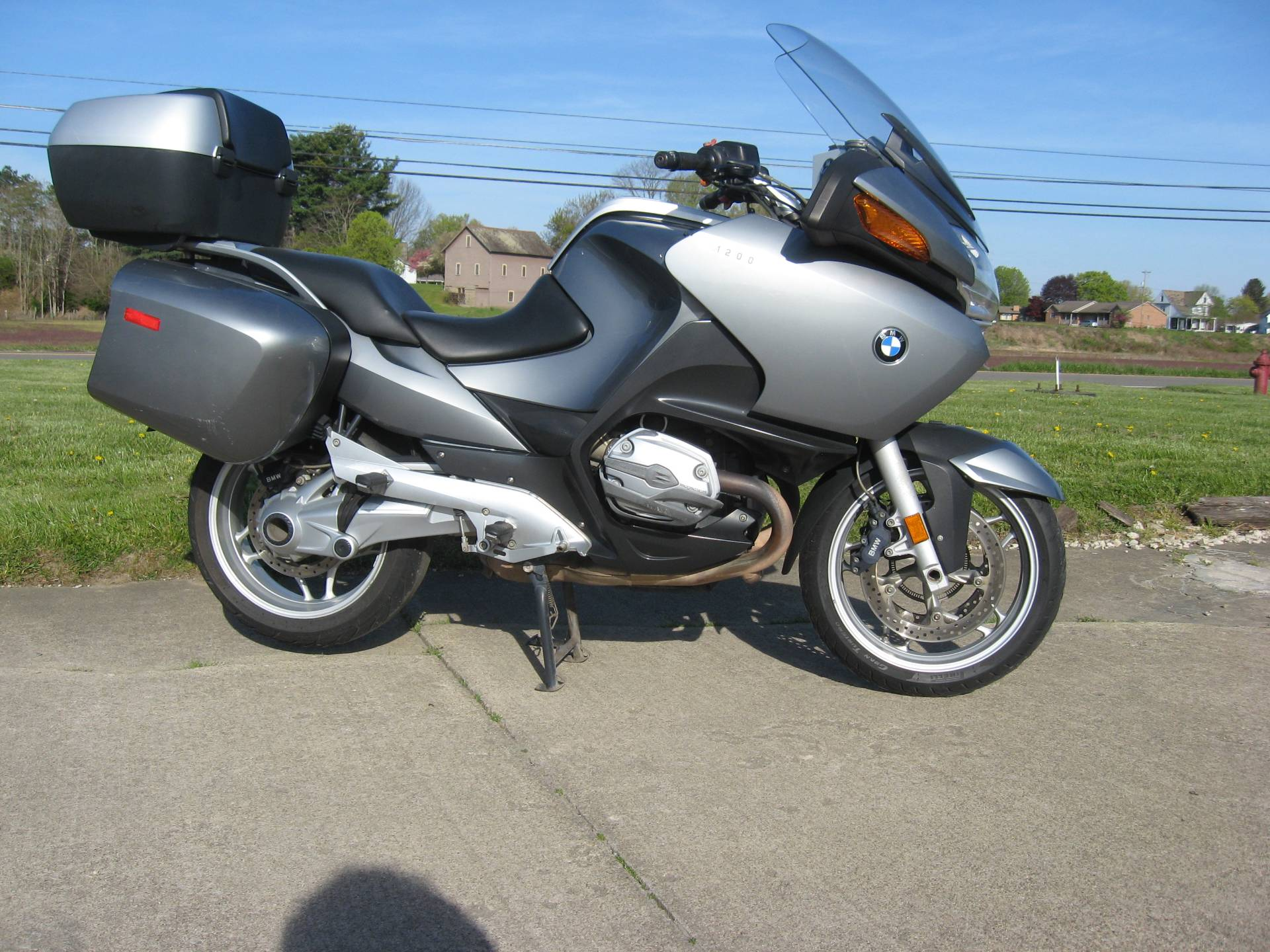 2005 BMW R1200RT in New Philadelphia, Ohio - Photo 1